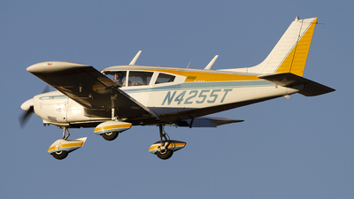 N4255T - Piper PA-28-180 Cherokee G - Private