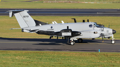 93-00701 - Beechcraft RC-12X Guardrail - United States - US Army