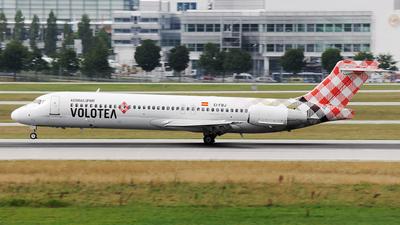 EI-FBJ - Boeing 717-2BL - Volotea