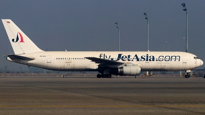 HS-JAS - Boeing 767-336(ER) - Jet Asia Airways