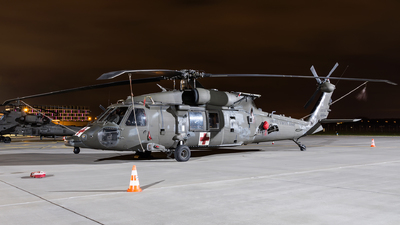 14-20702 - Sikorsky UH-60M Blackhawk - United States - US Army