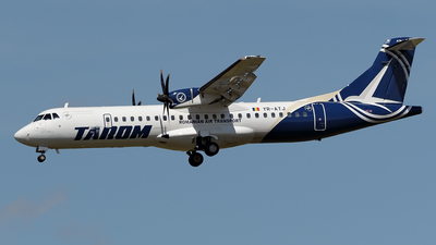 A picture of YRATJ - ATR 72600 - Tarom - © Marko Milinkovic