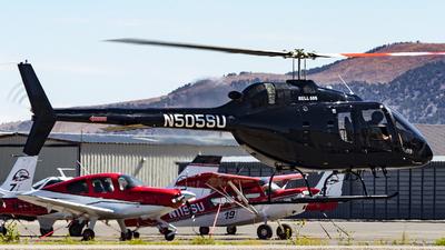 N505SU - Bell 505 - SUU Southern Utah University Aviation