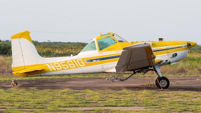 N9561G  - Cessna A188B Ag Truck - Private