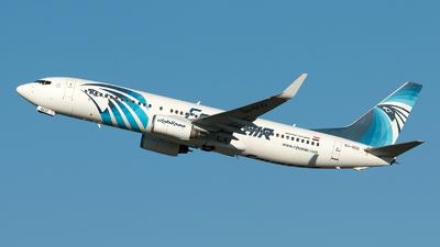 SU-GCO - Boeing 737-866 - EgyptAir