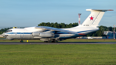 RF-76768 - Ilyushin IL-76MD - Russia - Air Force