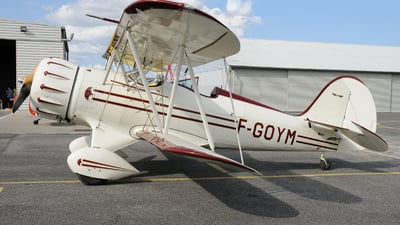 F-GOYM - Waco YMF-5FC - Private