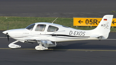 D-EXOS - Cirrus SR20-G2 - Flight Center Hannover (FCH)