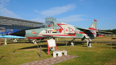 00-8247 - Mitsubishi F-1 - Japan - Air Self Defence Force (JASDF)