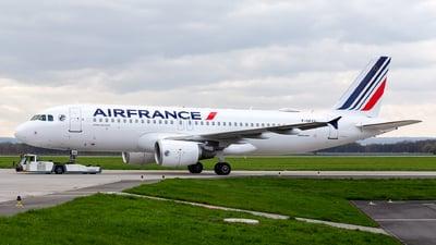 A picture of FGKXV - Airbus A320214 - Air France - © Radim Koblížka