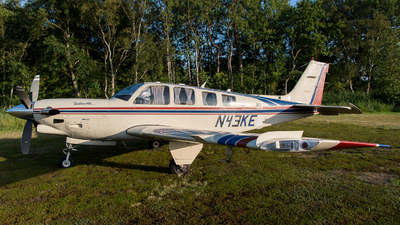 N43KE - Beechcraft B36TC Bonanza - Private