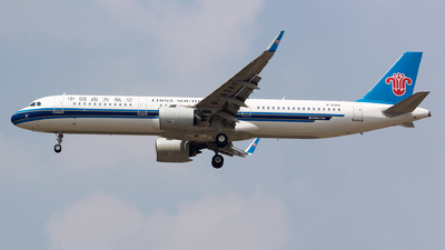 B-8380 - Airbus A321-271N - China Southern Airlines