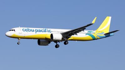 RP-C4120 - Airbus A321-271NX - Cebu Pacific Air
