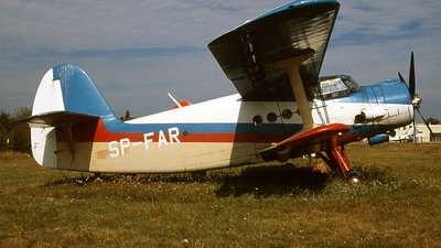 SP-FAR - PZL-Mielec An-2R - Private