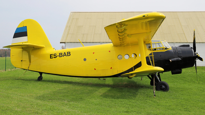 ES-BAB - PZL-Mielec An-2 - Private