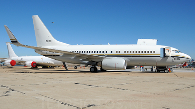 165836 - Boeing C-40A Clipper - United States - US Navy (USN)