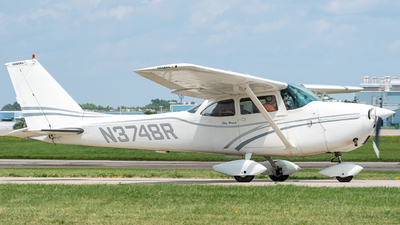 N3748R - Cessna 172H Skyhawk - Private