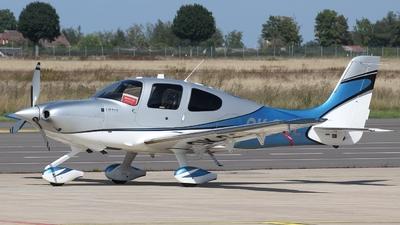 OK-SOL - Cirrus SR22T-GTS G5 - Private