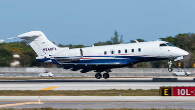 N540FX - Bombardier BD-100-1A10 Challenger 300 - Flexjet
