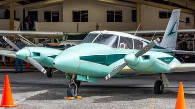 N7387Y - Piper PA-30-160 Twin Comanche C - Private
