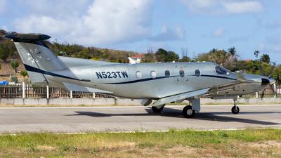 N523TW - Pilatus PC-12/45 - Private