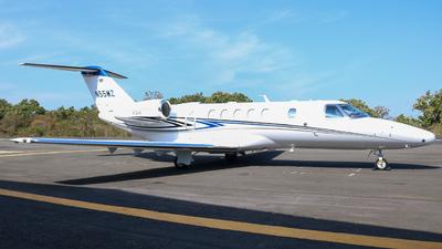 N55MZ - Cessna 525 Citationjet CJ4 - Private