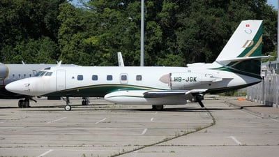 HB-JGK - Lockheed L-1329 JetStar II - Private