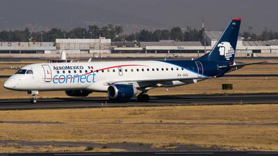 XA-GAL - Embraer 190-100IGW - Aeroméxico Connect