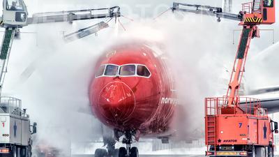 EI-LNA - Boeing 787-8 Dreamliner - Norwegian