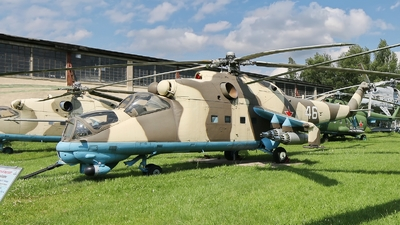 46 - Mil Mi-24V Hind E - Russia - Air Force