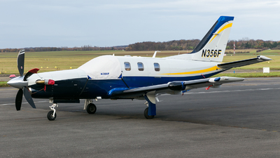 N356F - Socata TBM-700 - Private