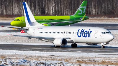 A picture of VQBID - Boeing 73745S - UTair - © Alexander Lebedev