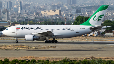 A picture of EPMED - Airbus A310324 - Mahan Air - © Mahyar Malakooti