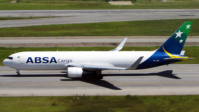PR-ABB - Boeing 767-316F(ER) - ABSA Cargo Airline