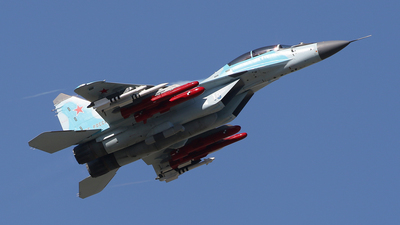 10 - Mikoyan-Gurevich MiG-35S Fulcrum F - Russia - Air Force