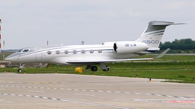 OE-LVA - Gulfstream G500 - Private