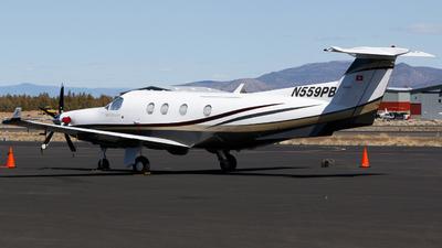 N559PB - Pilatus PC-12/45 - Private
