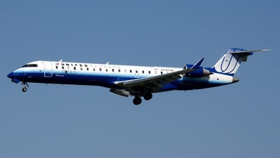 N787SK - Bombardier CRJ-702 - United Express (SkyWest Airlines)