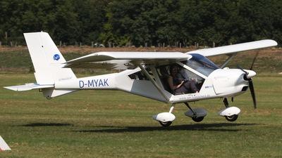 D-MYAK - Aeroprakt A22L2 Foxbat - VAP Flugschule