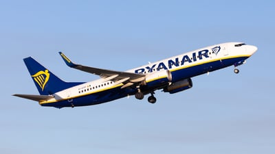 A picture of EIDYP - Boeing 7378AS - Ryanair - © Carlos Miguel Seabra