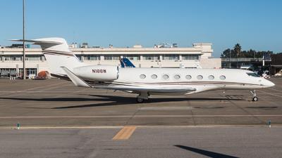 N188W - Gulfstream G650 - Private