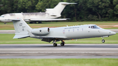 FAB6100 - Bombardier Learjet 55C - Brazil - Air Force