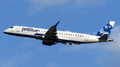 N239JB - Embraer 190-100IGW - jetBlue Airways