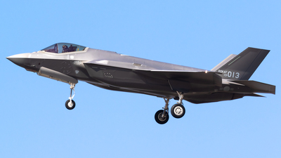 19-013 - Lockheed Martin F-35A Freedom Knight - South Korea - Air Force