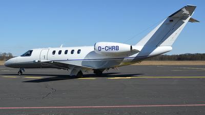 D-CHRB - Cessna 525C CitationJet 4 - Private