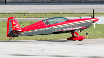 JY-RFE - Extra EA 300LP - Royal Jordanian Falcons