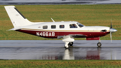 N466AB - Piper PA-46-500TP Malibu Meridian - Private