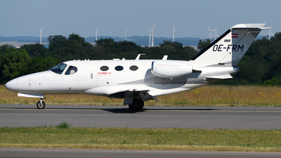 OE-FRM - Cessna 510 Citation Mustang - GlobeAir