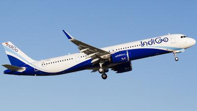D-AVXJ - Airbus A321-271NX - IndiGo Airlines