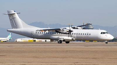 A picture of ECKVI - ATR 72500 - Swiftair - © Óscar López Herrero